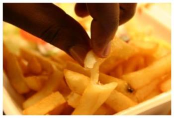 Fries - French fries, yummy!