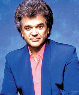 Conway Twitty - A photo of the late, great, Conway Twitty.