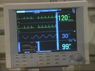 heart monitor - heart monitor racing as Alexis asks Kate who 'Olivia' is