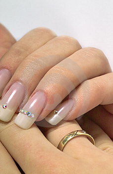 french manicure - french manicure image