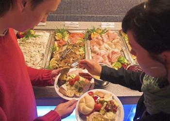 buffet - dinner