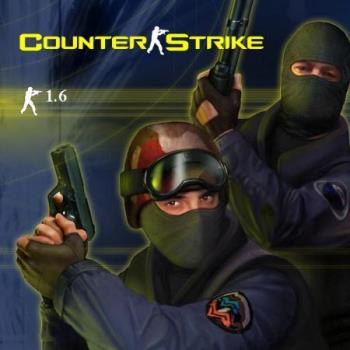 Counterstrike 1.6 - This is my favorite game.