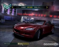 nfs carbon - have you played this street racing game?