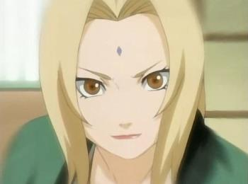 Tsunade - Tsunade, the fifth Hokage