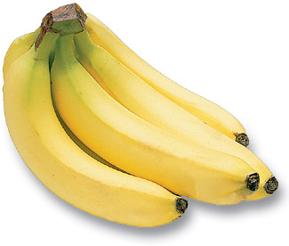 banana - It has a lot of benefits.