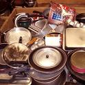 Stopped me in my tracks! - pots and pans