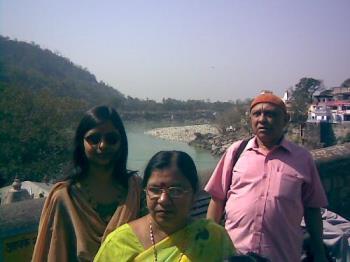 Rishikesh at Lakshman Jhoola - One must visit Rishikesh or will miss something great in life