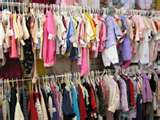 Gently worn kids clothing - There's nothing wrong with used clothing. If it looks decent then why not?