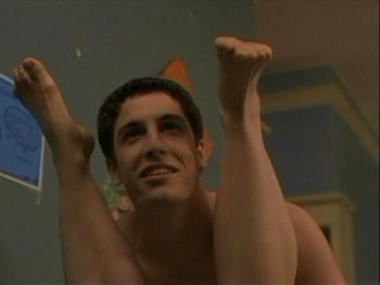 American pie 2 - american pie 2 was real hilliarous movie and still i have a smile on my face whenever I remmember scenes from the movie.