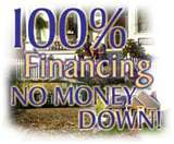 Financing - a home can be difficult.