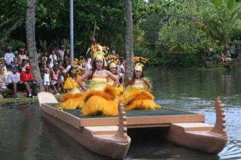 The Polynesian Cultural Center - This is one of the many activities that are going on for you to understand the life and culture of the Polynesian Islands. There are many opportunities to see and do thing to help you better understand this area.