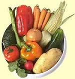Vegetables - Good vegetables that are good for you.