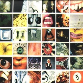 "Pearl Jam-No Code - Album art for Pearl Jam ""No Code"""
