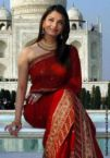 Indian dress - Sari is so beautiful