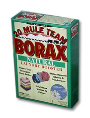 20 Mule Team Borax - Image of 20 Mule Team Borax