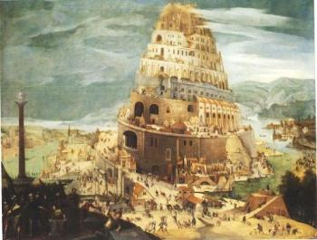 The Tower of Babel - The Tower of Babel.