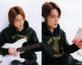 Takizawa Hideaki - He's really cute right?