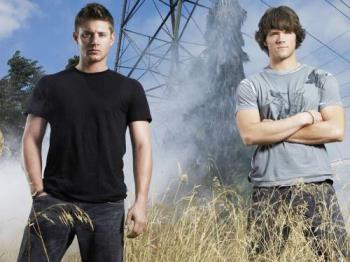 supernatural - jensen ackles and jared padalecki of Supernatural.