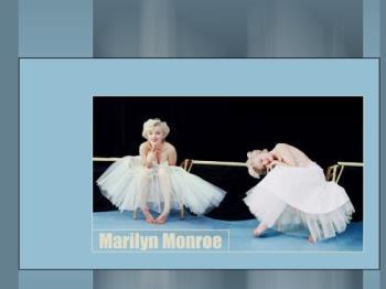 desktop pic - Marilyn Monroe