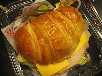 Sandwich - A great ham sandwich