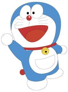 Doraemon - Doraemon is a Japanese manga series created by Fujiko F. Fujio (the pen name of Hiroshi Fujimoto) which later became an anime series and Asian franchise. The series is about a robotic cat named Doraemon, who travels back in time from the 22nd century to aid a schoolboy, Nobita Nobi. The series first appeared in December 1969, when it was published simultaneously in six different magazines. In total, 1,344 stories were created in the original series, which are published by Shogakukan under the Tentomushi manga brand, extending to forty-five volumes. The volumes are collected in the Takaoka Central Library in Toyama, Japan, where Fujio was born.