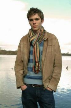 Nicholas Hoult - The kid from about a boy!