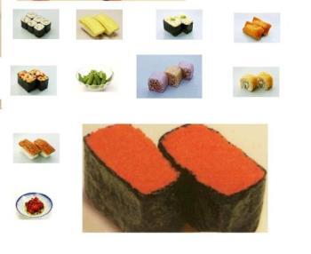 Sushi  - My favorite sushi