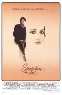 somewhere in time - movie poster