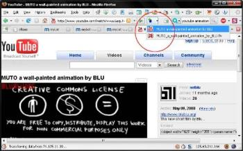 Firefox + Download Helper for YouTube - Firefox add on for downloading YouTube videos.