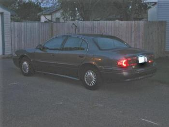 2005 Buick LeSabre - The color is called Steel Mist
