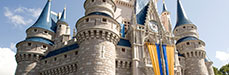 Magic Kingdom - A place at Disney World in Florida.