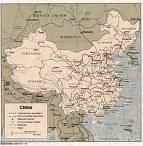 China map - China map