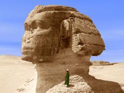 Greatest Shpinx - Pyramids