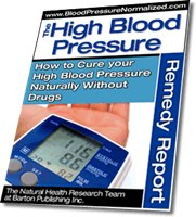 Blood Pressure Book - book with blood pressure information