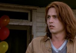Gilbert Grape - What's eating him?