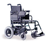 Wheelchair - An easier way for people that can't walk or have a hard time.