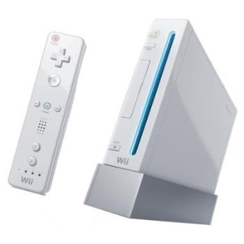 Wii game console - Touted to be the next generation of game console.
