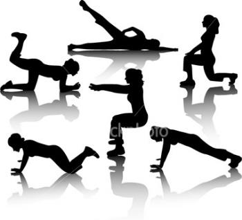 exercise - A good thing to keep up on.