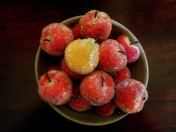 Apple pear's - Apple pears