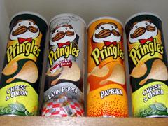 pringles - pringles chips