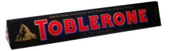 Toblerone - My passion.