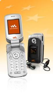 SE W300i - this is the phone I have and use. It is a wonderful phone with an excellent built in music player!!