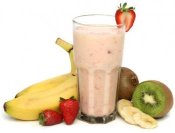 Smoothies - Good for breakfast