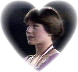 Dorothy Hamill - The most famous wedge haircut ever.