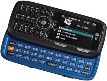 my cell phone - Sprint LG rumor