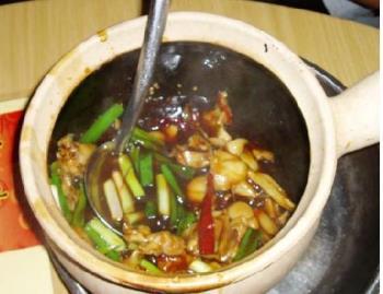 Frogs' Legs' Porridge - Frogs' Legs' Porridge from Geylang Singapore