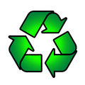 Recycle symbol - illustration of recycle symbol
