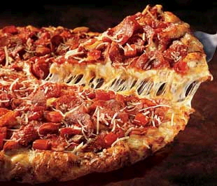 Pizza - I love Hawaiian Pizza - how about you!