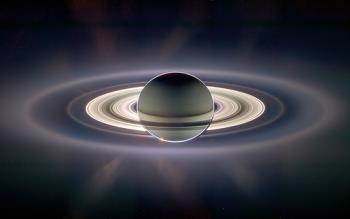 Saturn - This is Saturn the planet. A very beautiful planet.