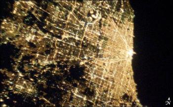 Chicago At night  - Chicago at night..